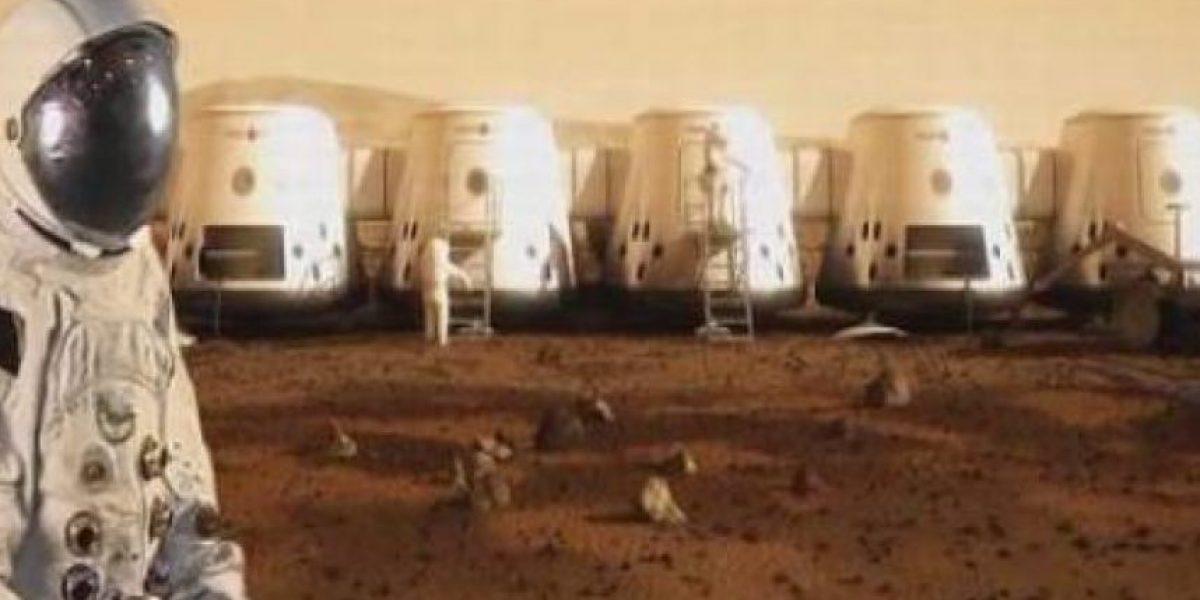 National Geographic lleva a la TV la vida en Marte