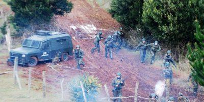 La Araucanía: acusan desaparición de lonko tras allanamiento de Carabineros en Temucuicui