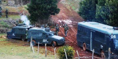 La Araucanía: lonko denuncia que fue secuestrado y golpeado por desconocidos