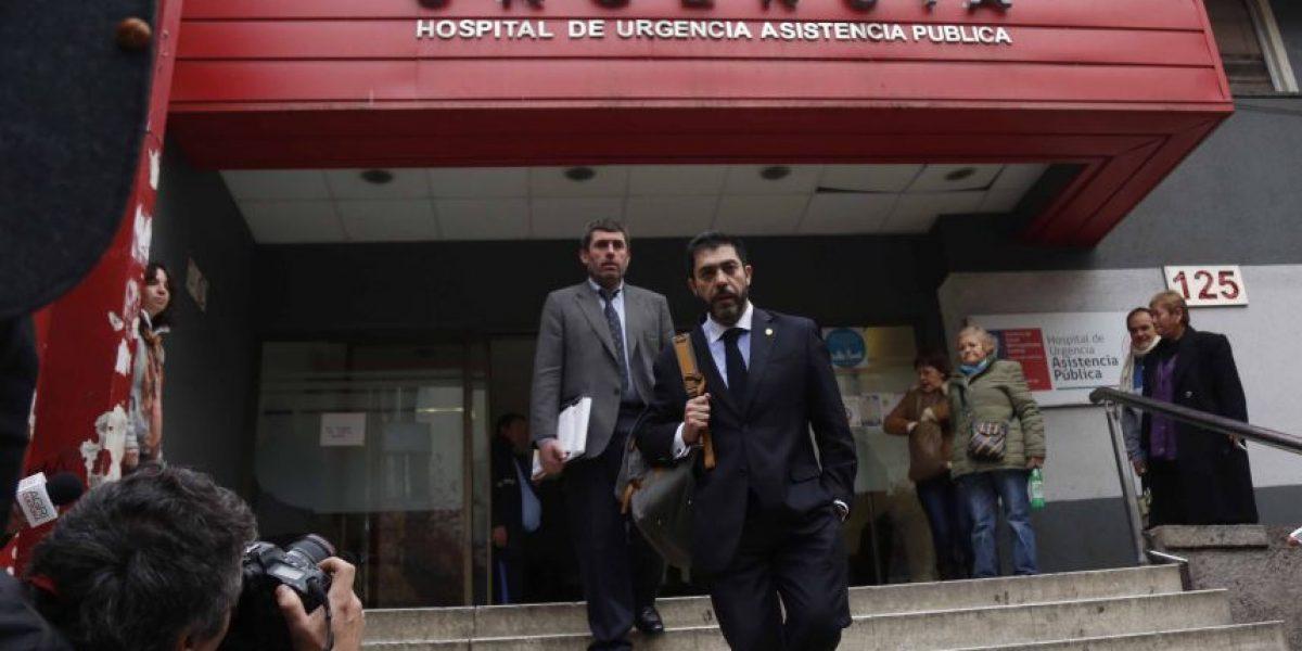 Fiscal Salgado: Nabila Rifo preguntó por su familia y su presunto agresor