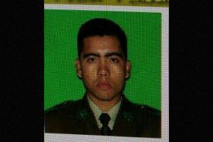 El ex carabinero que quedó detenido Foto:Reproducción. Imagen Por: