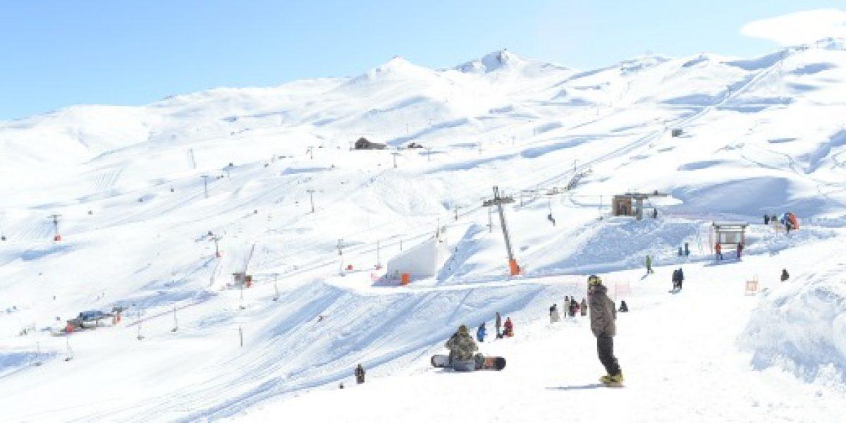 Comenzó la temporada de nieve y centros esperan récord de visitas