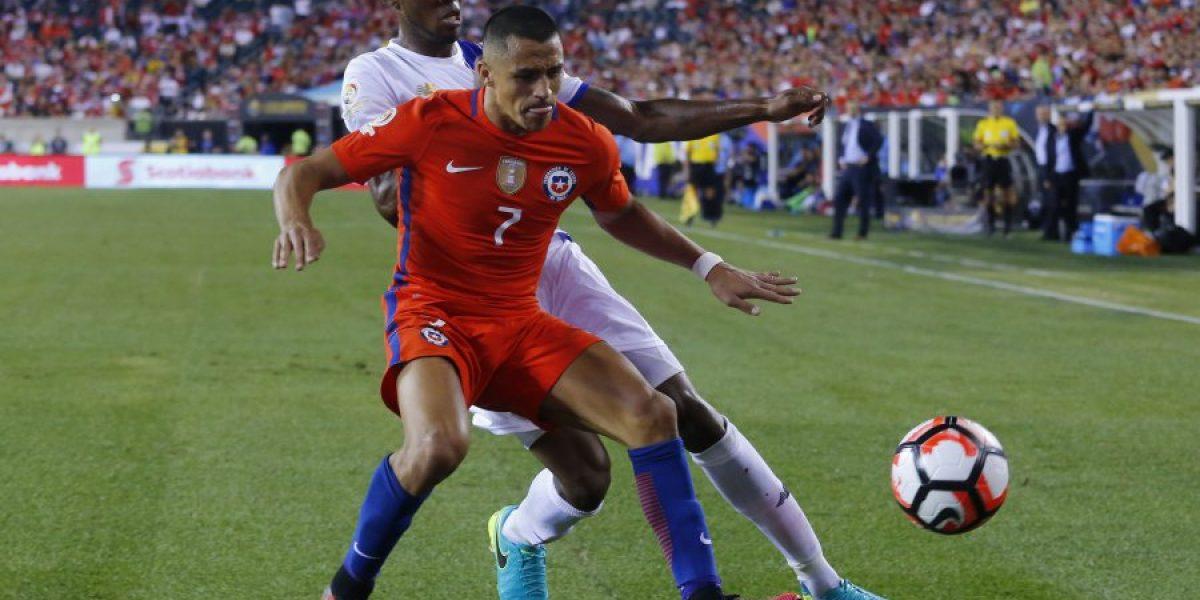 Partido de Chile versus Panamá se alza como lo más visto del año