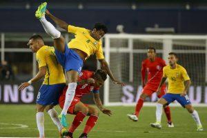 La eliminación en la fase de grupos de la Copa América Centenario golpeó duro a Brasil Foto:Getty Images. Imagen Por: