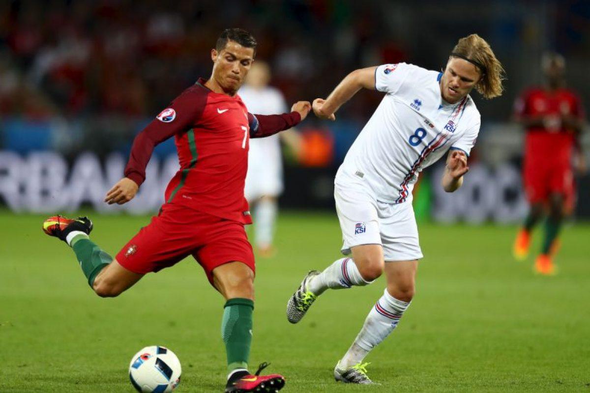 Cristiano Ronaldo podrá tapar bocas en el segundo partido de su selección, ante Austria Foto:Getty Images. Imagen Por: