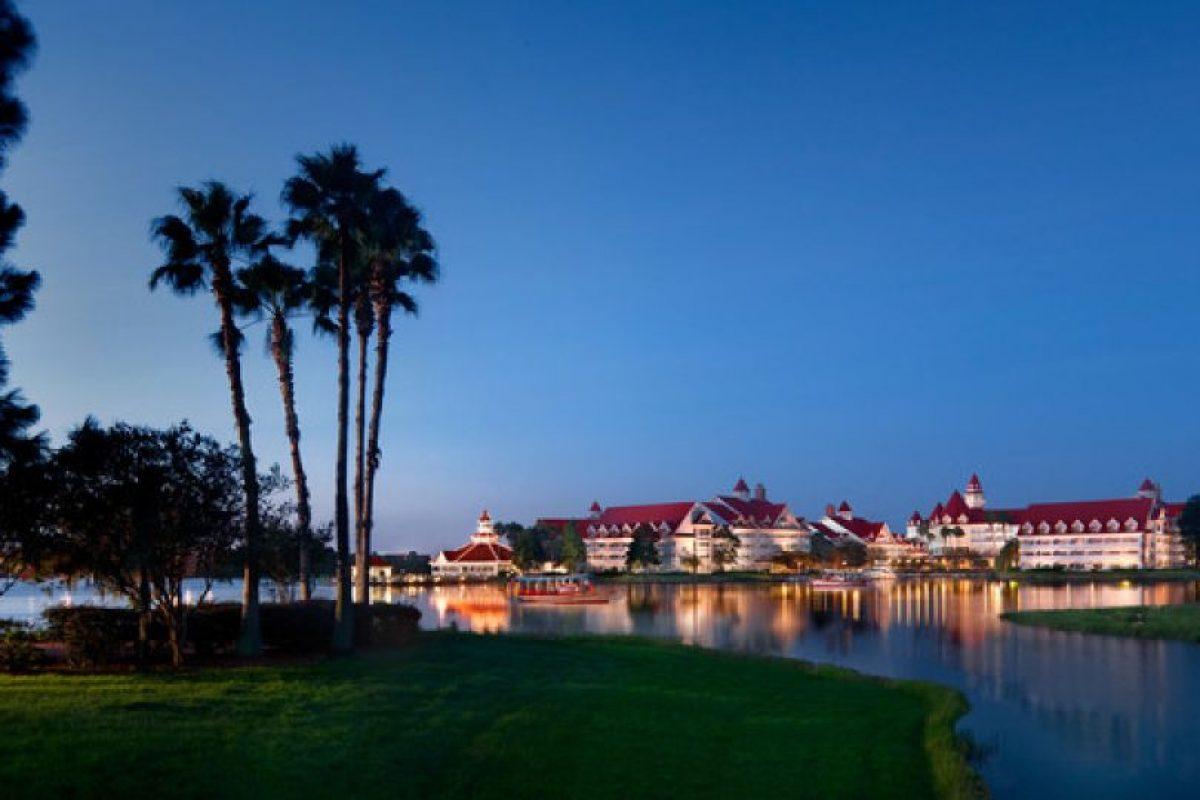 Está en las inmediaciones de Disney World Foto:Disneyworld.disney.go.com. Imagen Por: