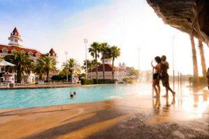 Cuenta con una bañera de hidromasaje Foto:Disneyworld.disney.go.com. Imagen Por: