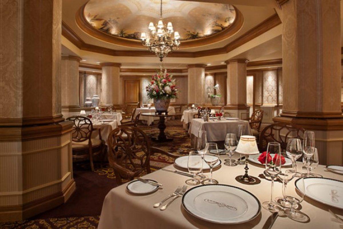 Este es el lujoso hotel Foto:Disneyworld.disney.go.com. Imagen Por: