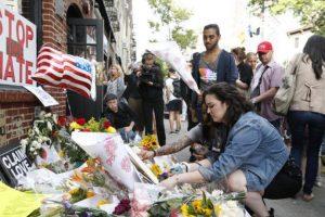 En el que murieron 49 víctimas junto con el asesino Foto:AP. Imagen Por: