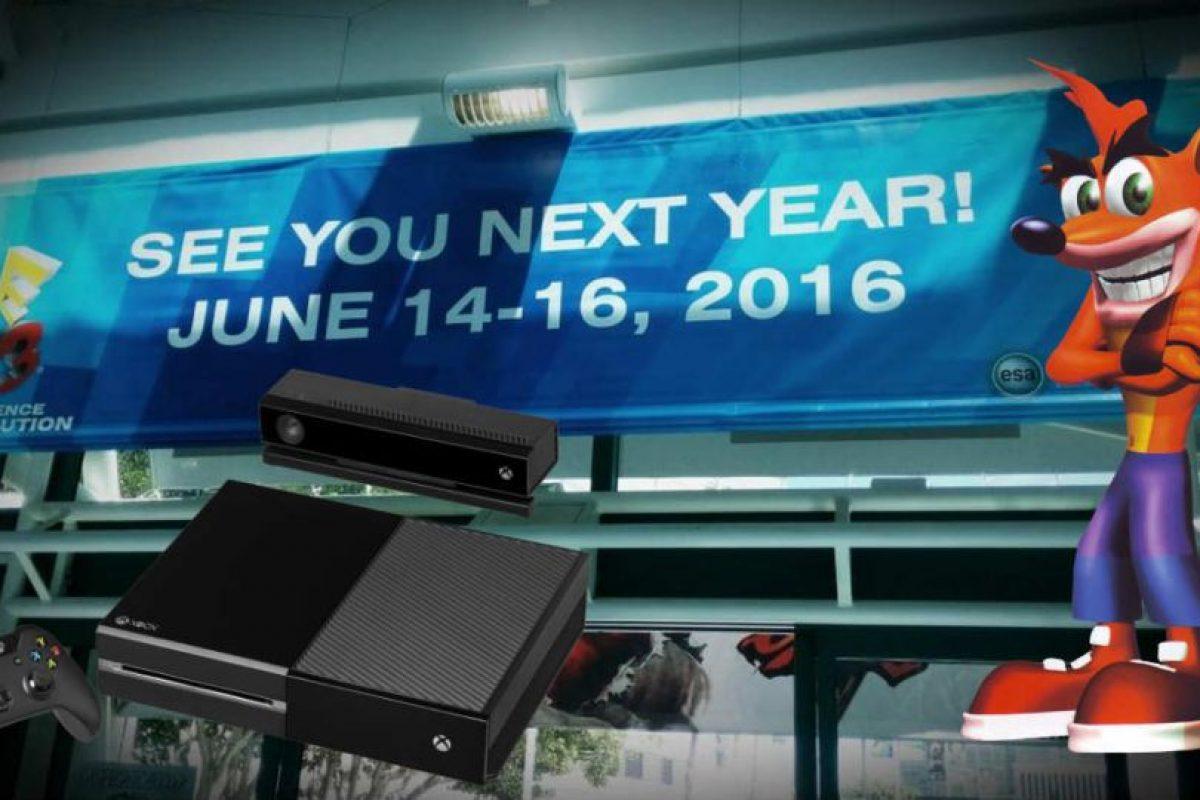 La Electronic Entertanmient Expo 2016, también conocida como E3 2016. Foto:Wikicommons. Imagen Por: