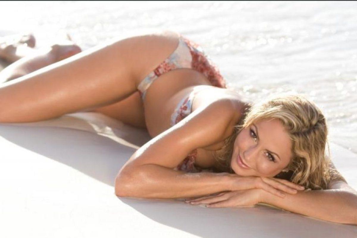 Stacy Kebler Foto:WWE. Imagen Por: