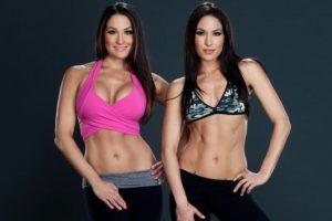 Gemelas Bella Foto:WWE. Imagen Por: