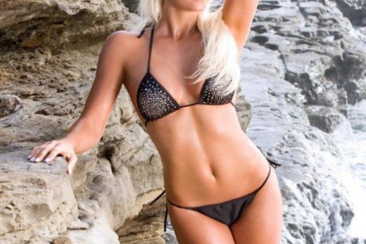 Trish Stratus Foto:WWE. Imagen Por: