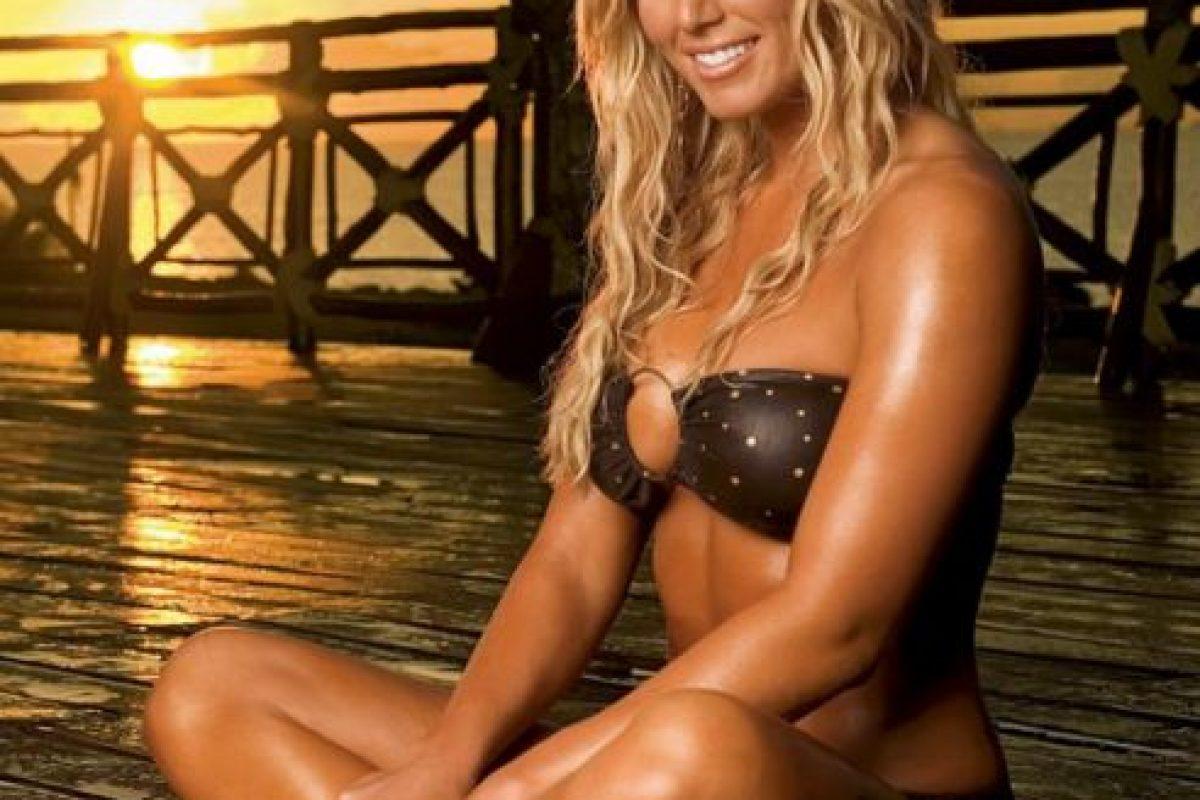 Torrie Wilson Foto:WWE. Imagen Por: