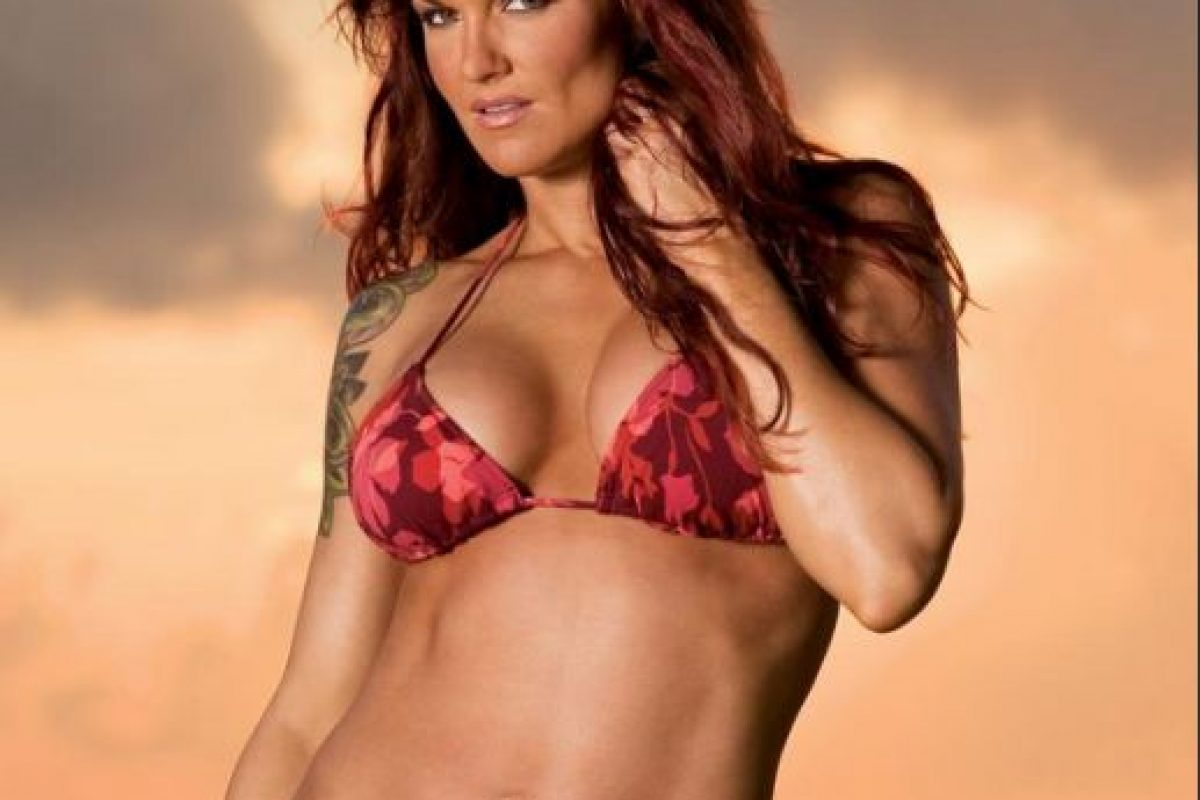 Lita Foto:WWE. Imagen Por: