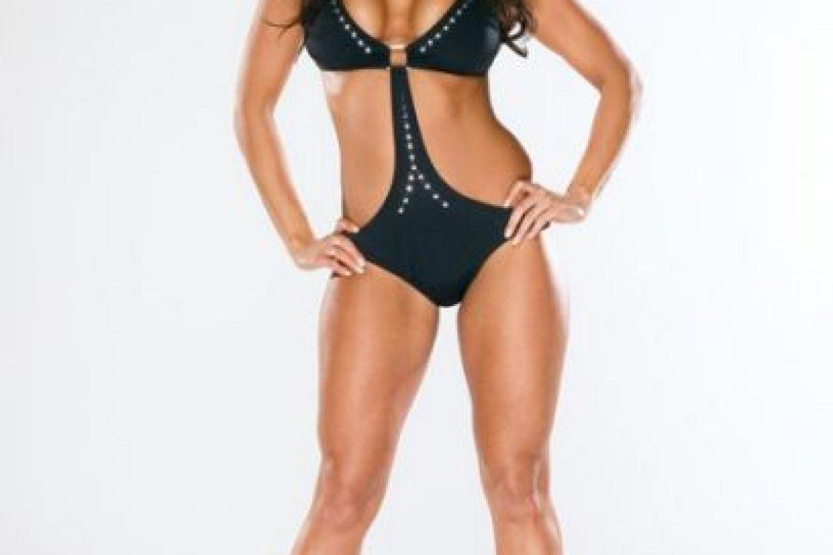 Candice Michelle Foto:WWE. Imagen Por: