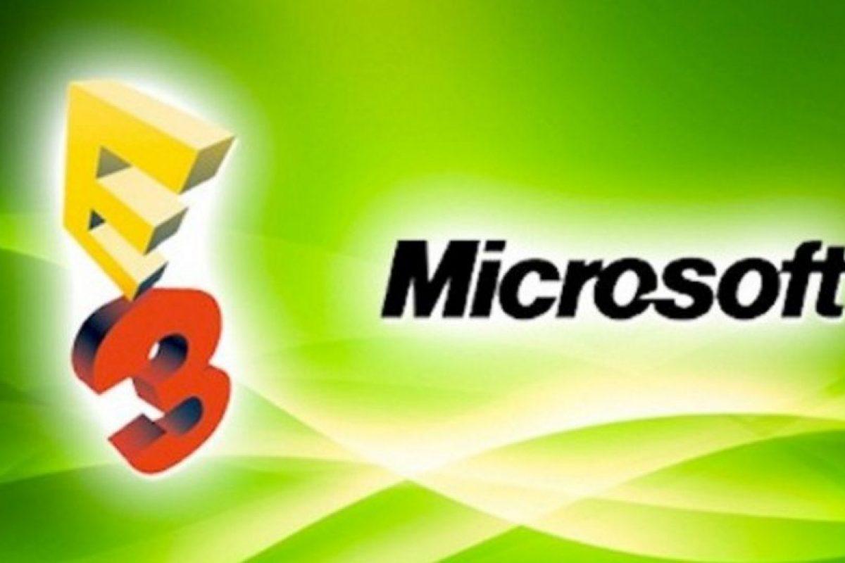 La E3 es una feria anual de la industria de los videojuegos presentada por la Entertainment Software Association. Foto:Microsoft. Imagen Por: