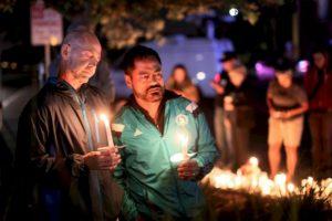 Hay homenajes tanto en el espacio público como en el virtual. Foto:AFP. Imagen Por: