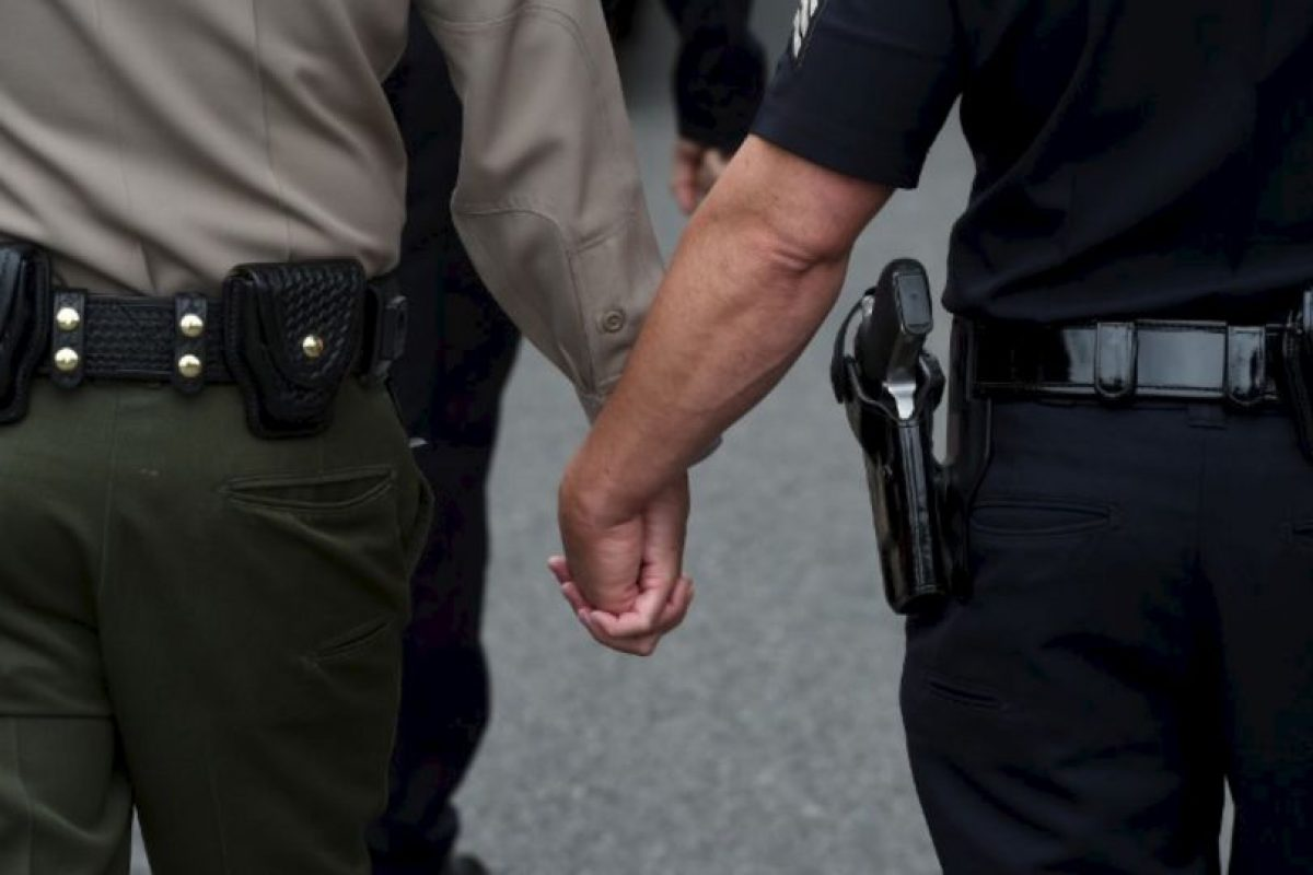 Muchos han expresado su apoyo hacia la comunidad LGBTI Foto:AFP. Imagen Por: