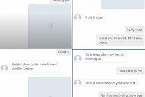 Él le pide una foto desnuda, ella le manda una imagen como si no se cargara la foto. Él se lo cree. Foto:Instagram/byefelipe. Imagen Por: