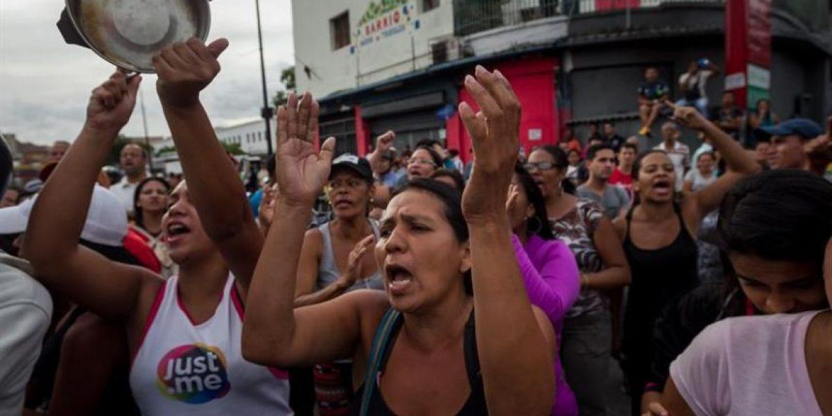 Venezuela: Saldo de cuatro muertos por protestas, entre ellos un chico de 17 años