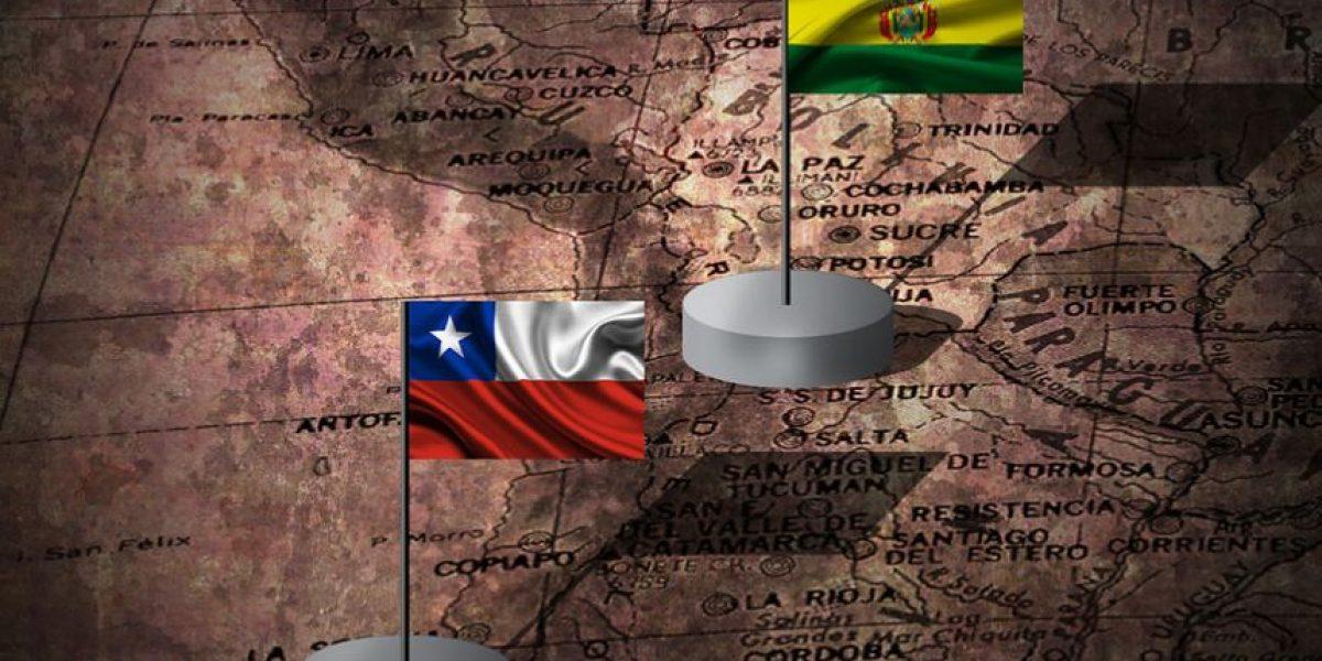 Diputados rechazan negociación propuesta por agente boliviano por demanda marítima