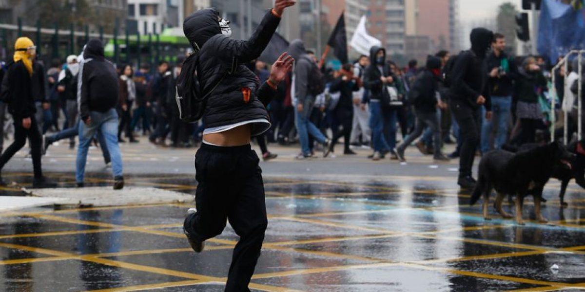 Aleuy y movilizaciones estudiantiles:
