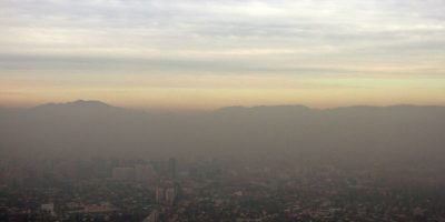 Declaran preemergencia ambiental para este jueves en Santiago