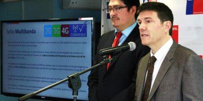 Sello multibanda informará en qué frecuencia operan los celulares vendidos en Chile