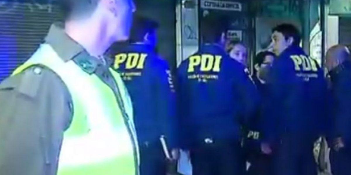 Un sujeto murió: detective de la PDI es detenido tras frustrar robo en Puente Alto