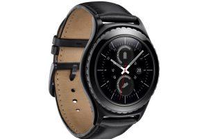 Reloj Samsung Gear S2 versión clásica. Foto:Gentileza. Imagen Por: