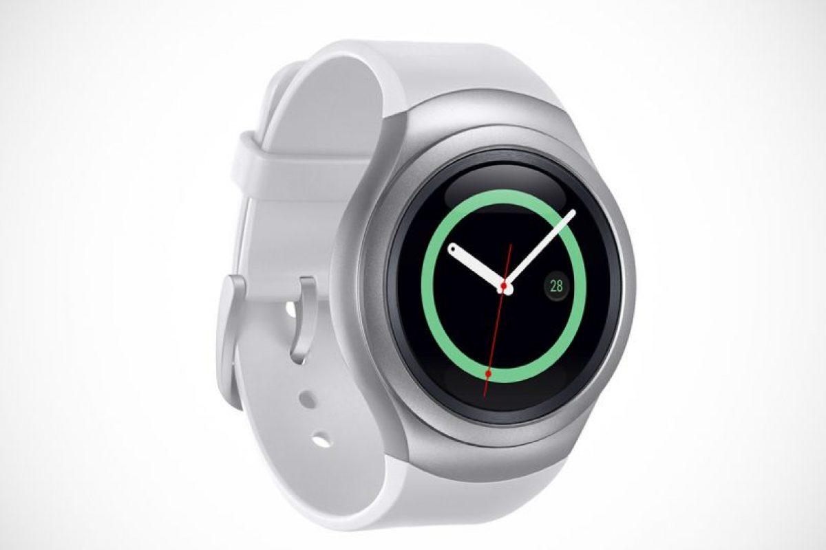 Reloj Samsung Gear S2 versión deportiva. Foto:Gentileza. Imagen Por: