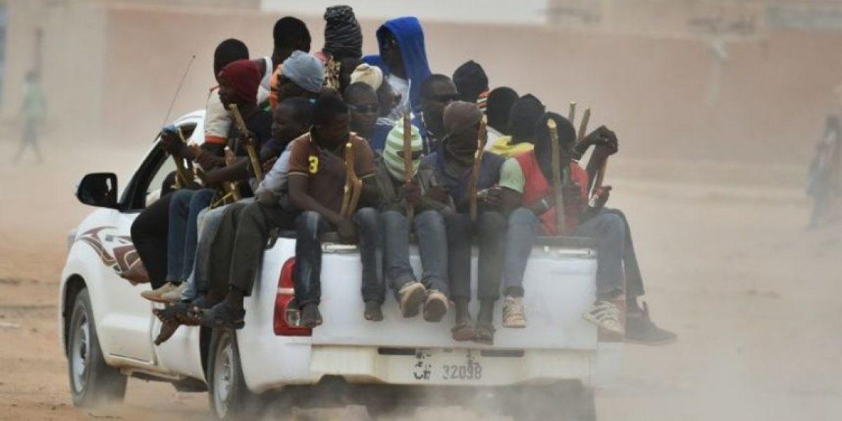 Hallan 34 migrantes muertos, incluyendo 20 niños, en el desierto en Níger