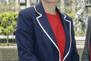 La diputada Jo Cox fue asesinada esta mañana Foto:AP. Imagen Por: