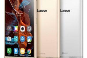Smartphone Lenovo Vibe K5. Foto:Gentileza. Imagen Por: