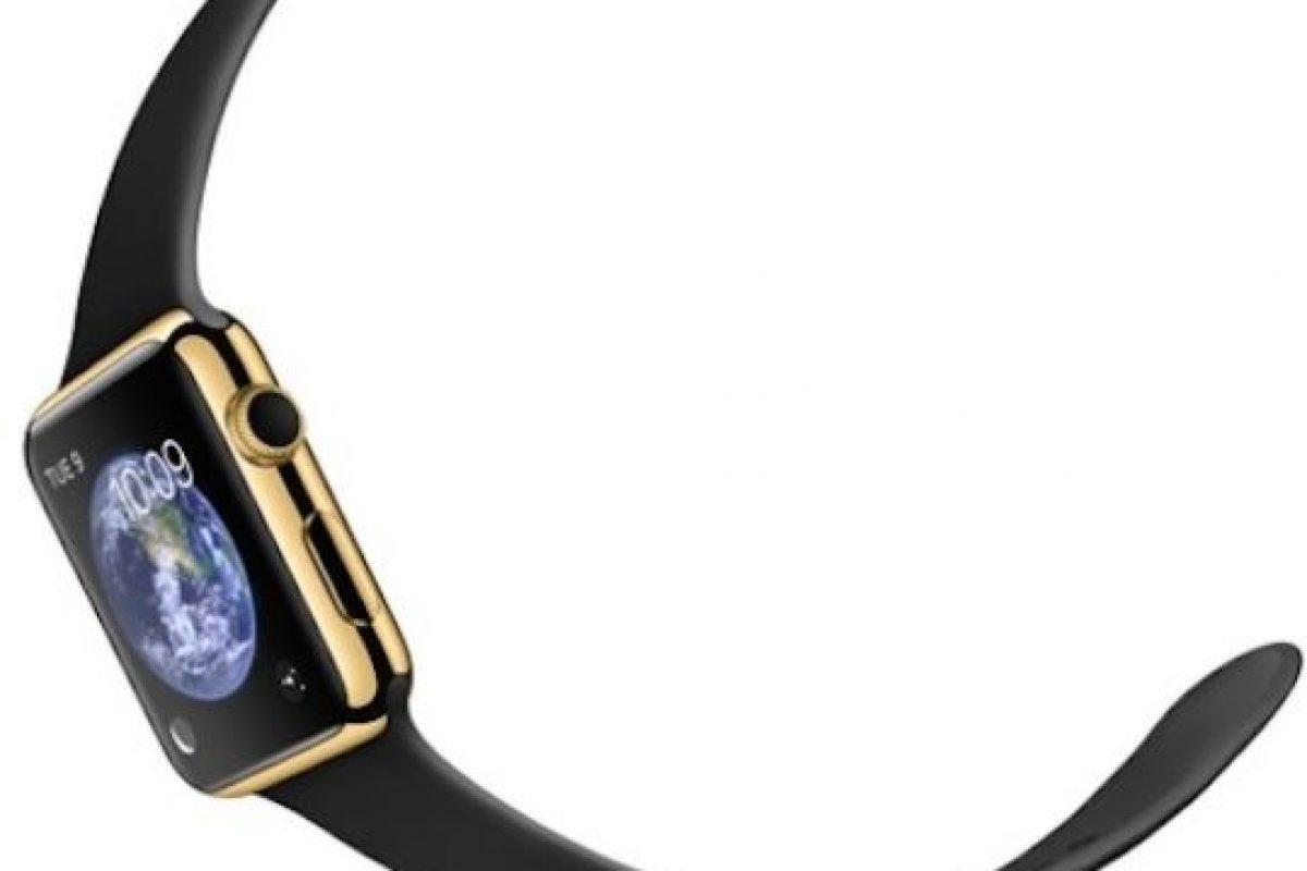 Apple Watch. Foto:Gentileza. Imagen Por: