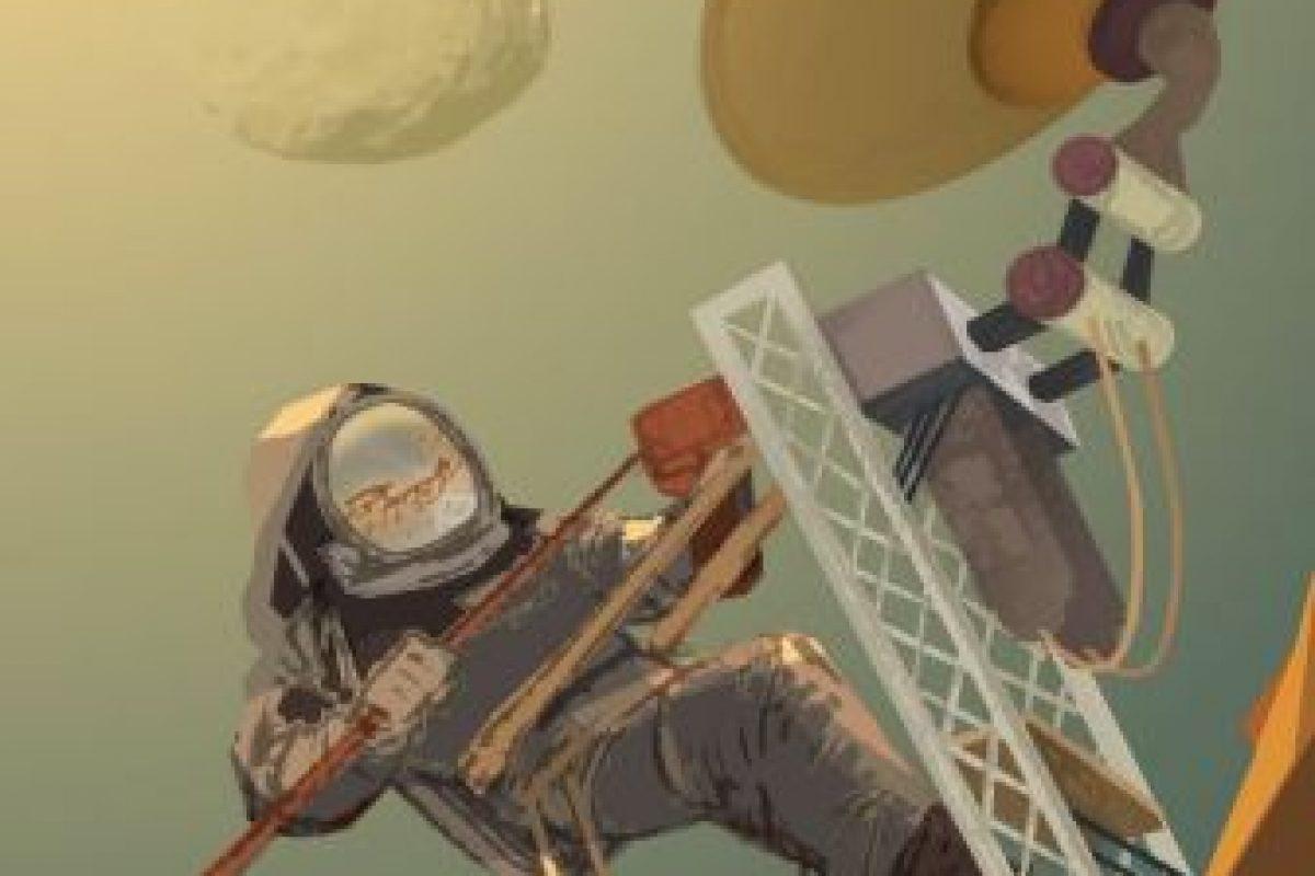 Técnicos e ingenieros Foto:NASA. Imagen Por: