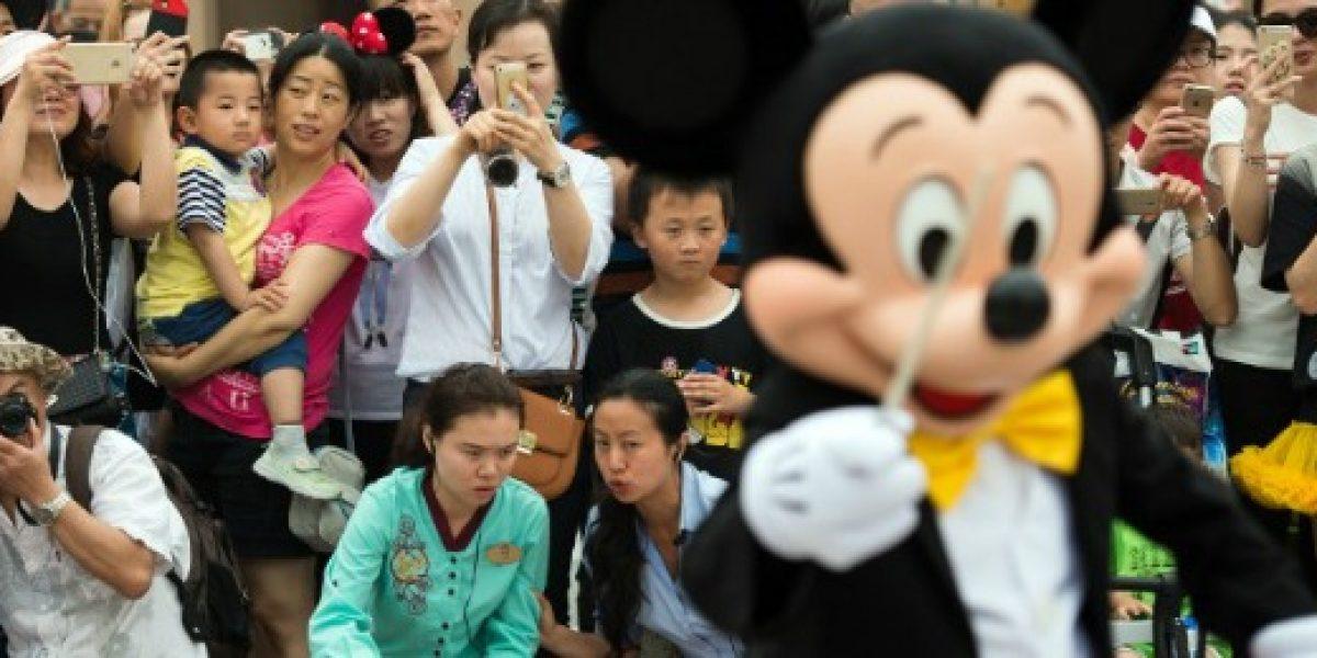 Disney ya abrió su primer parque en China continental
