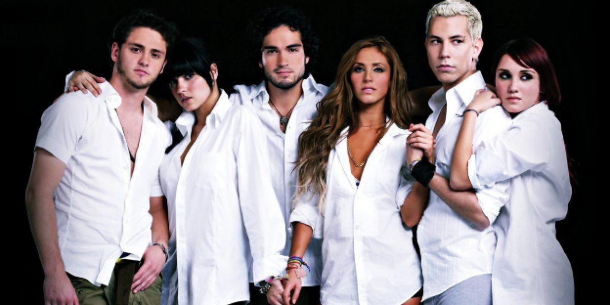 Aseguran que ex chica RBD se casó en secreto con músico chileno