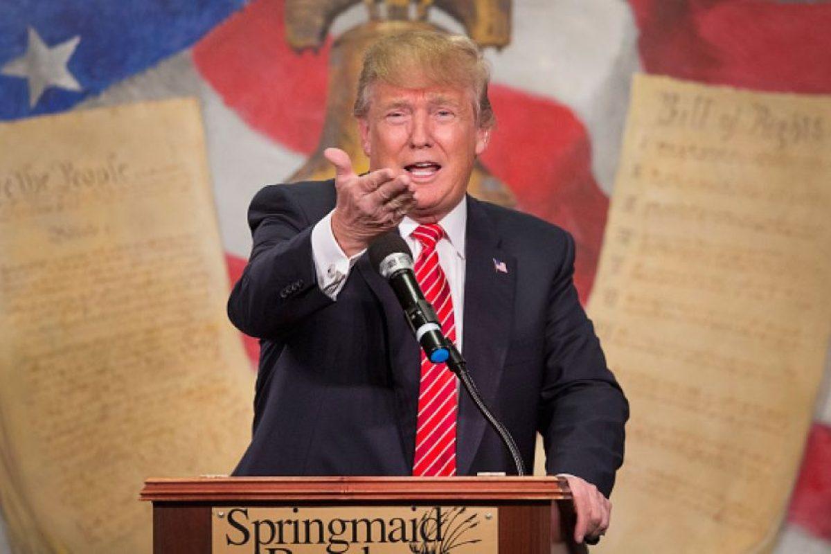 Negarse a revelar sus declaraciones de impuestos Foto:Getty Images. Imagen Por: