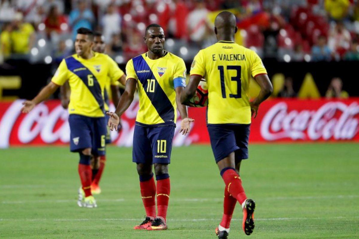 Ecuador, por su parte, sumó cinco puntos en el Grupo B y quedó en la segunda ubicación Foto:Getty Images. Imagen Por: