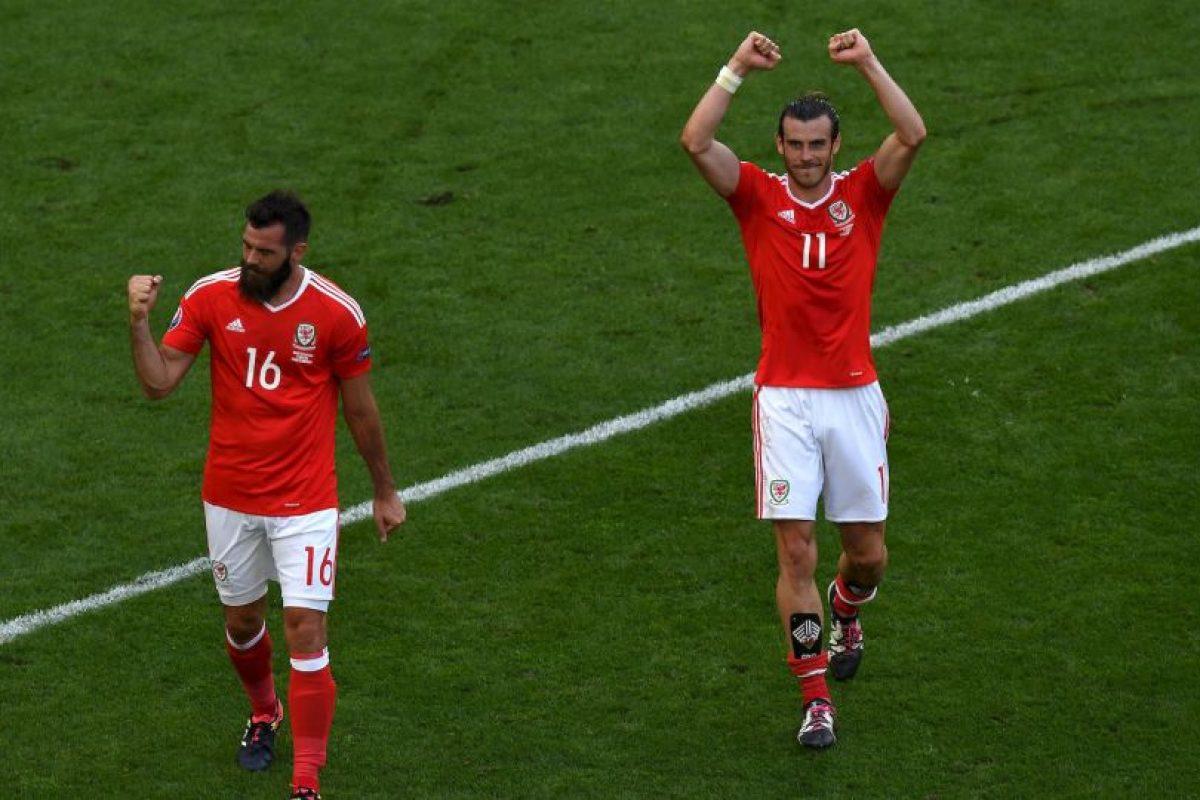 Gales seguirá confiando en el talento de su gran figura Foto:Getty Images. Imagen Por: