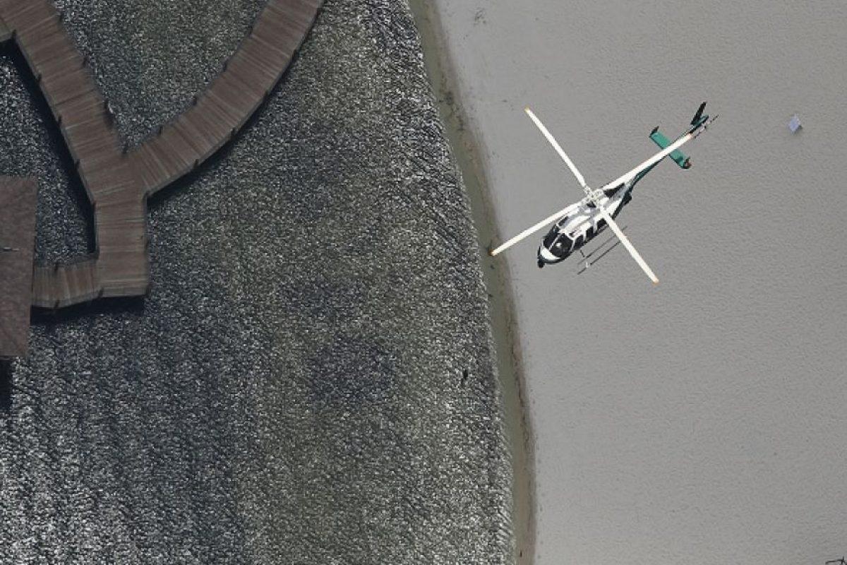 Su cuerpo fue encontrado 16 horas después Foto:Getty Images. Imagen Por: