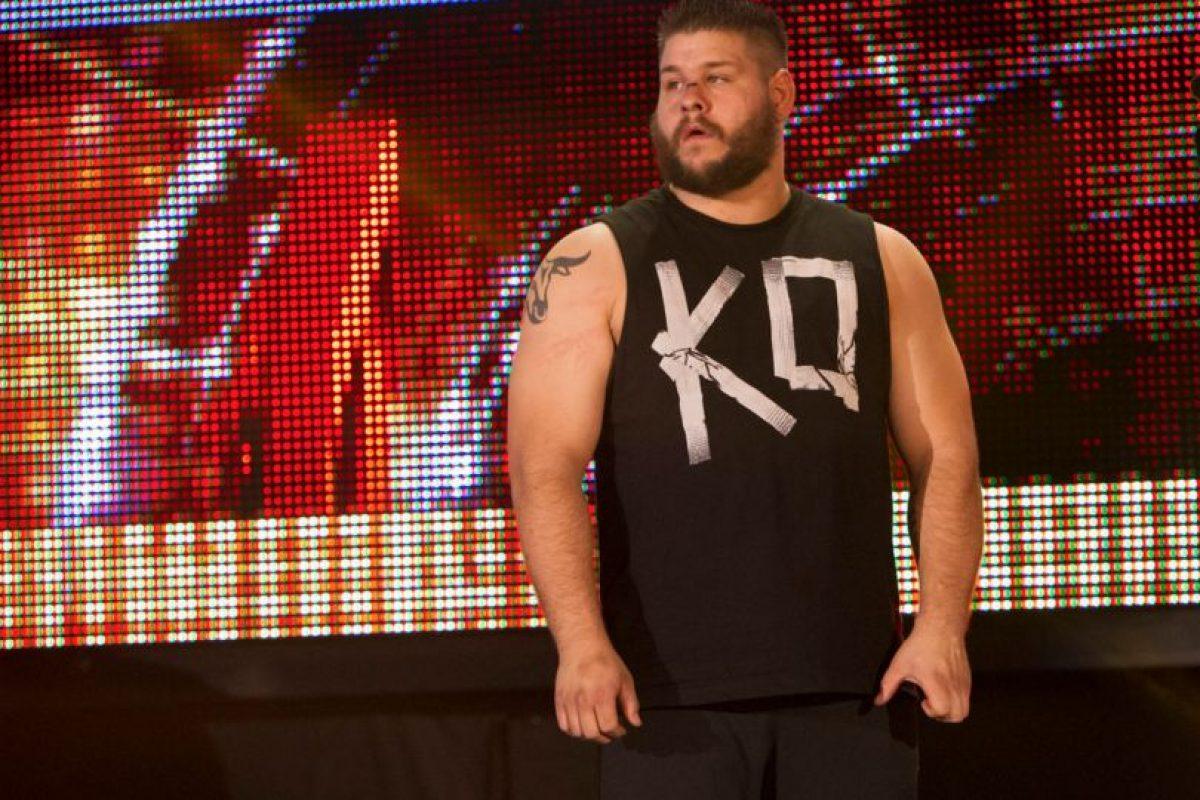 Kevin Owens Foto:WWE. Imagen Por: