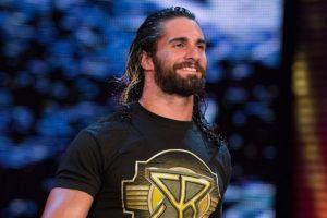 Ante Seth Rollins Foto:WWE. Imagen Por: