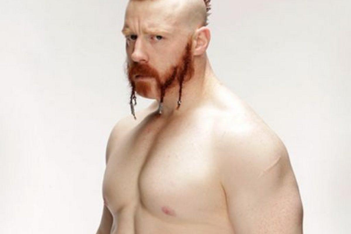 Las luchas de Money in the Bank: Sheamus vs. Apollo Crews Foto:WWE. Imagen Por: