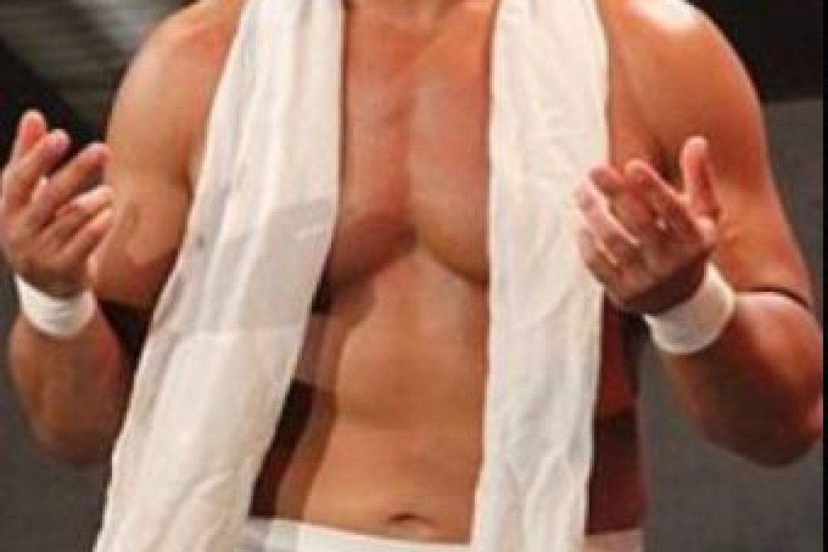 La lucha de Money in the Bank estará protagonizada por: Alberto del Río Foto:WWE. Imagen Por: