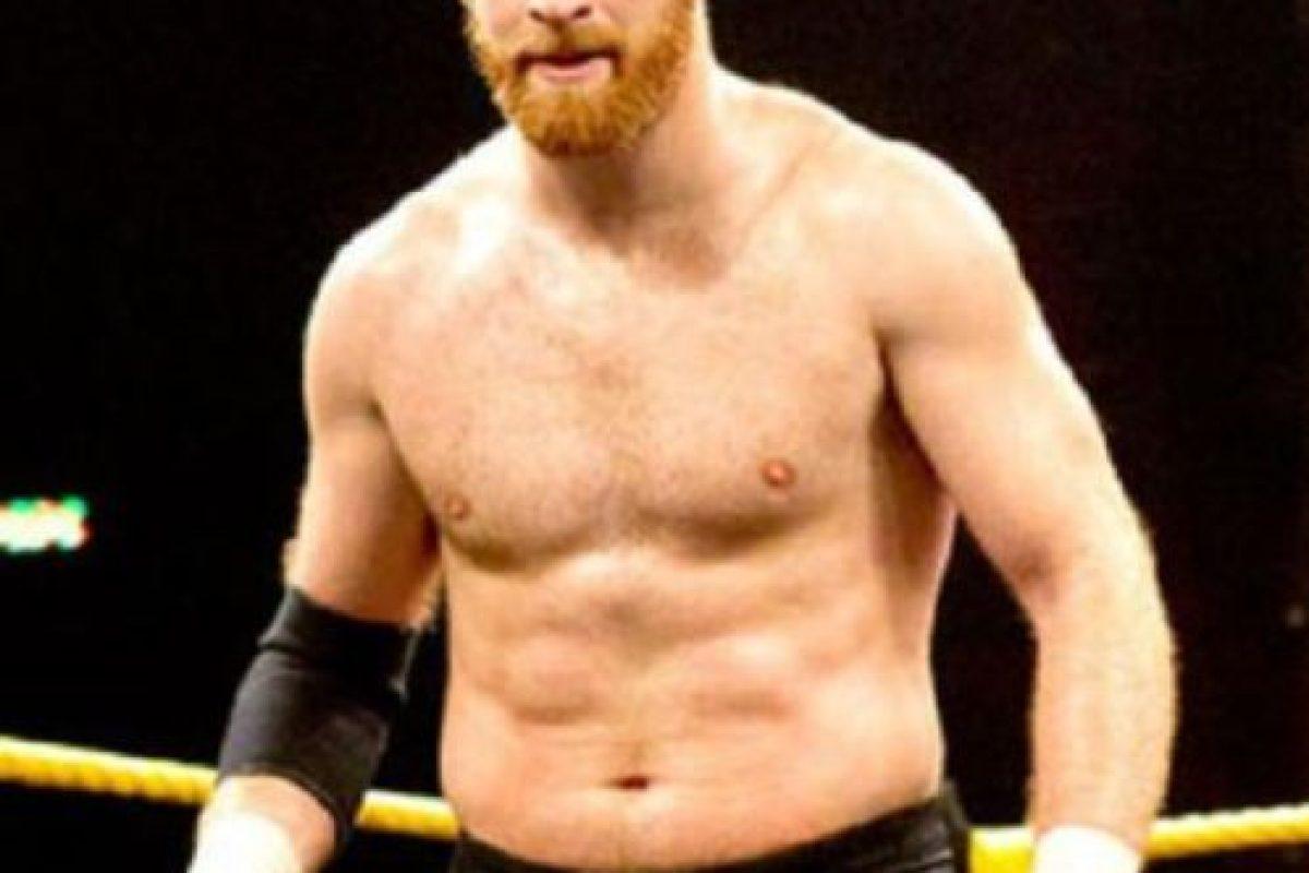 Sami Zayn Foto:WWE. Imagen Por: