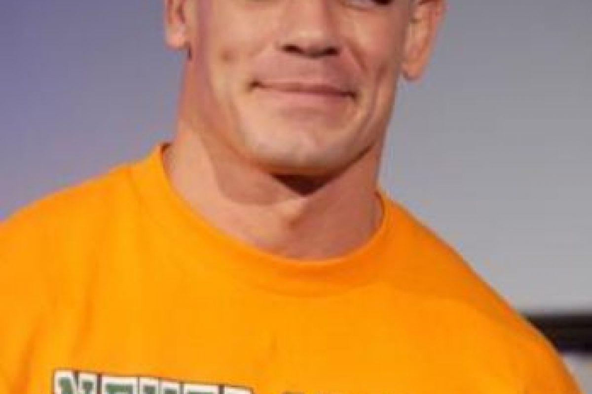 John Cena se mide con AJ Styles Foto:WWE. Imagen Por: