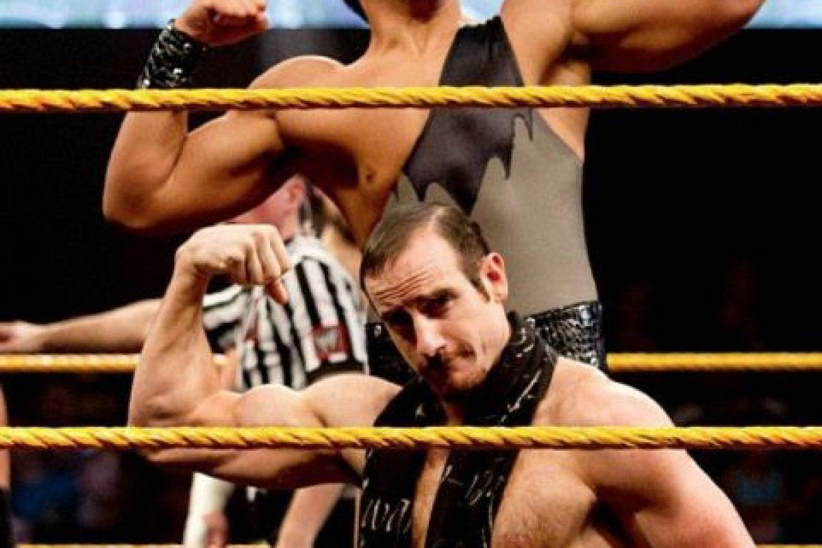 The Vaudevillains Foto:WWE. Imagen Por: